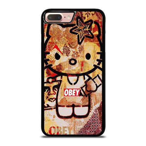 OBEY-HELLO-KITTY-iphone-8-plus-case-cover