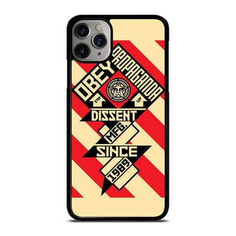 OBEY PROPAGANDA-iphone-11-pro-max-case-cover
