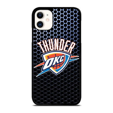 OKLAHOMA CITY THUNDER LOGO-iphone-11-case-cover