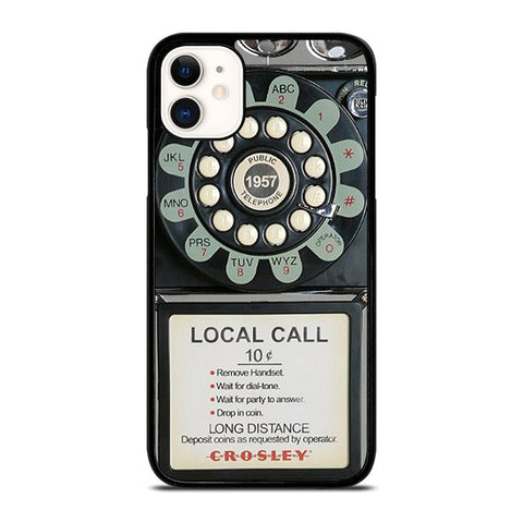 OLD PAYPHONE RETRO-iphone-11-case-cover
