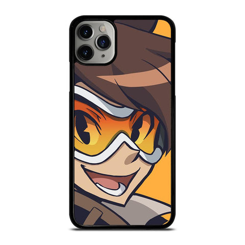 OVERWATCH TRACER CARTOON-iphone-11-pro-max-case-cover