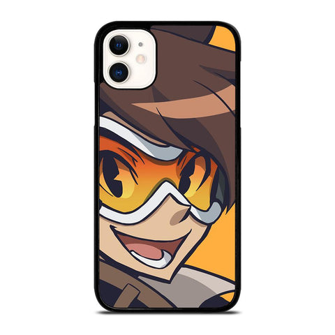 OVERWATCH TRACER CARTOON-iphone-11-case-cover