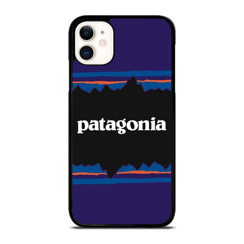 PATAGONIA FLY FISHING LOGO-iphone-11-case-cover
