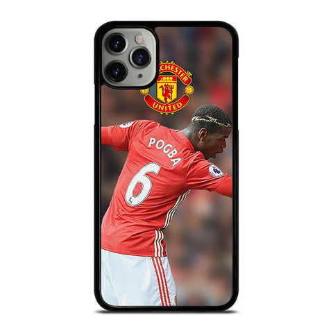 PAUL POGBA DAB MANCHESTER UNITED-iphone-11-pro-max-case-cover