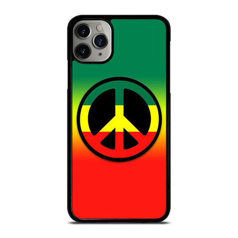 PEACE SIGN LOGO SYMBOL-iphone-11-pro-max-case-cover