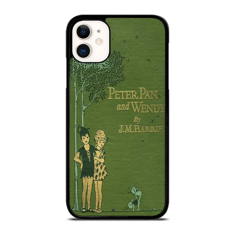 PETER PAN AND WENDY-iphone-11-case-cover