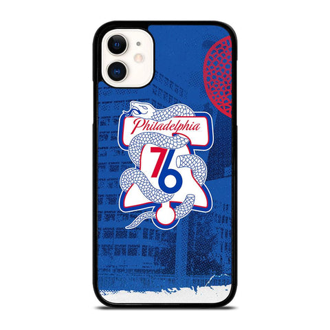 PHILADELPHIA 76ERS ICON-iphone-11-case-cover