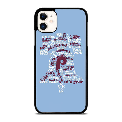 PHILADELPHIA PHILLIES ICON-iphone-11-case-cover