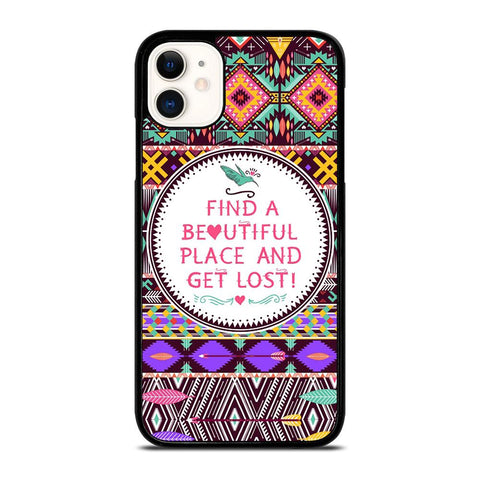 PIECE TRIBAL PATTERN 2-iphone-11-case-cover