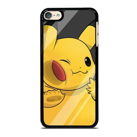 PIKACHU POKEMON CUTE-ipod-touch-6-case-cover
