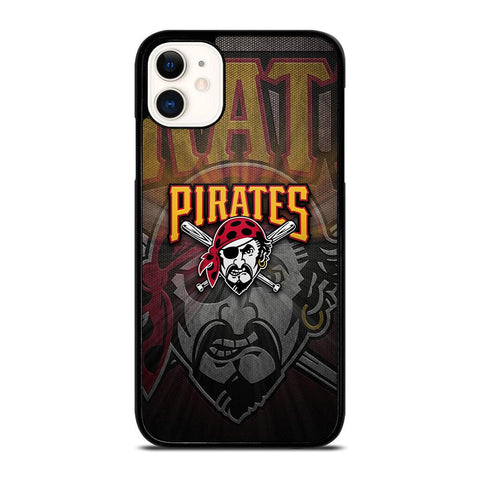 PITTSBURGH PIRATES LOGO-iphone-11-case-cover