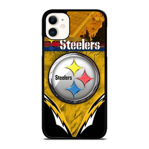 PITTSBURGH STEELERS FOOTBALL-iphone-11-case-cover