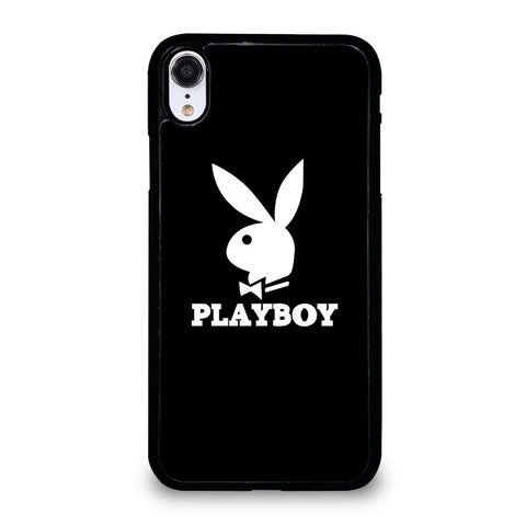 PLAYBOY LOGO-iphone-xr-case-cover