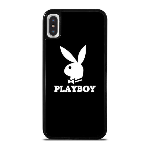 PLAYBOY LOGO-iphone-x-case-cover
