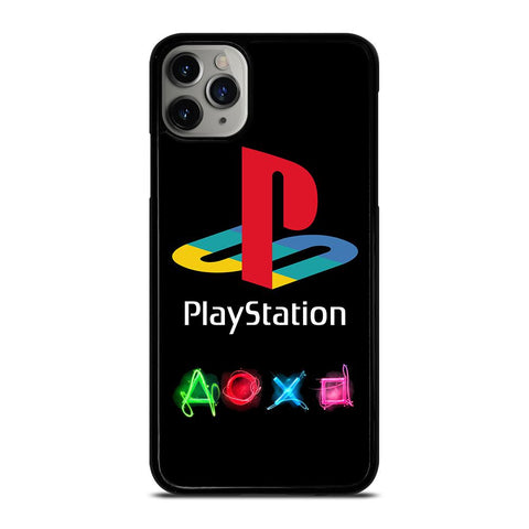PLAY STATION CLASSIC LOGO-iphone-11-pro-max-case-cover