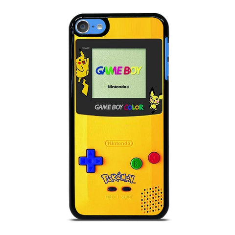 POKEMON GAME BOY-ipod-touch-7-case-cover