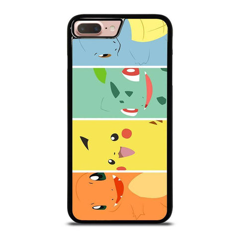 POKEMON-PIKACHU-AND-FRIEND-iphone-8-plus-case-cover