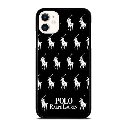POLO RALPH LAUREN COLLAGE LOGO-iphone-11-case-cover