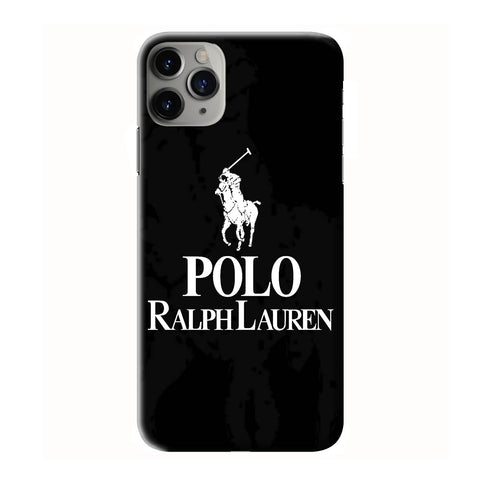 POLO RALPH LAUREN LOGO iPhone 6/6S 7 8 Plus X/XS XR 11 Pro Max 3D Case - Cool Custom Cover Personalized Design
