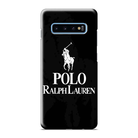 POLO RALPH LAUREN LOGO Samsung Galaxy S8 S9 S10 S10e S105G S20 Plus Ultra Note 8 9 10 10+ 3D Case Cover