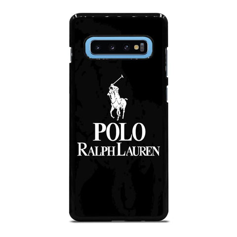 POLO RALPH LAUREN LOGO Samsung Galaxy S10 Plus Case - Best Custom Phone Cover Cool Personalized Design