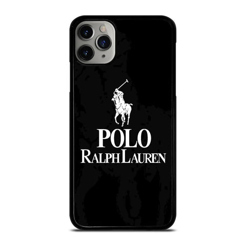 POLO RALPH LAUREN LOGO-iphone-11-pro-max-case-cover