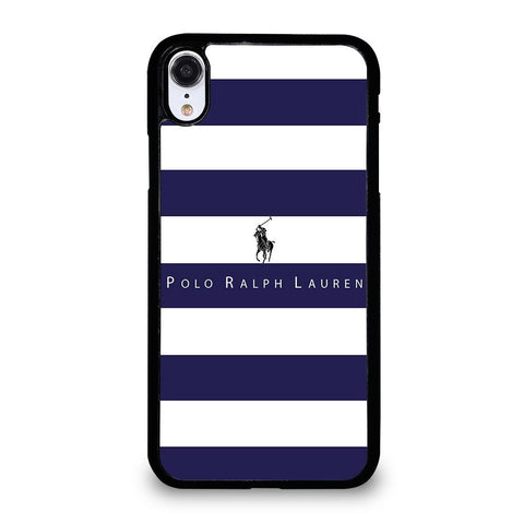 POLO RALPH LAUREN STRIPE-iphone-xr-case-cover