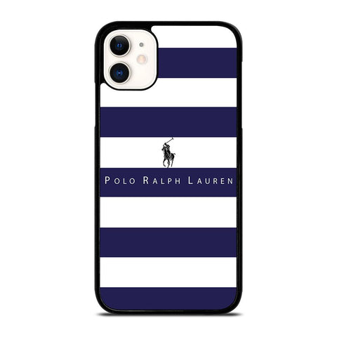 POLO RALPH LAUREN STRIPE-iphone-11-case-cover