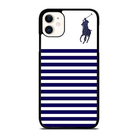 POLO STRIPES RALPH LAUREN -iphone-11-case-cover