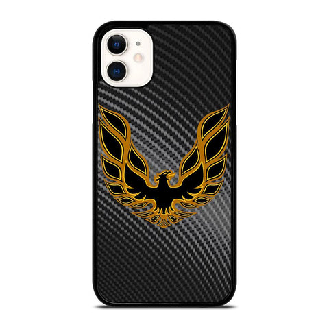 PONTIAC TRANS AM FIREBIRD CARBON-iphone-11-case-cover