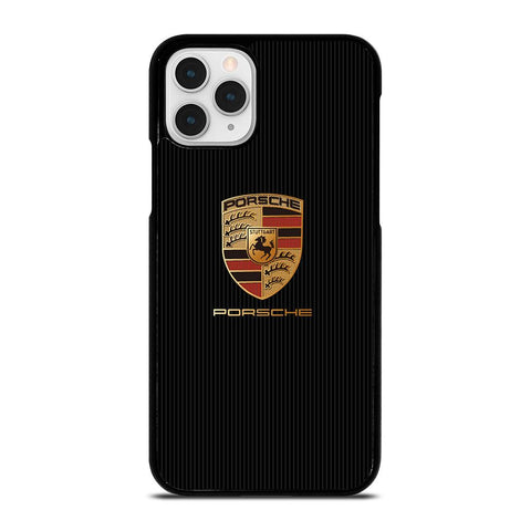 PORSCHE LOGO-iphone-11-pro-case-cover
