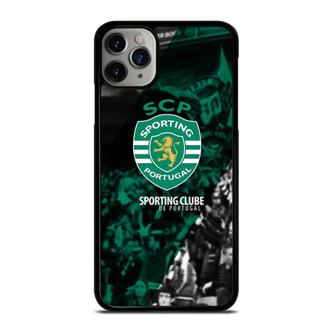 PORTUGAL SPORTING LISBON logo-iphone-11-pro-max-case-cover