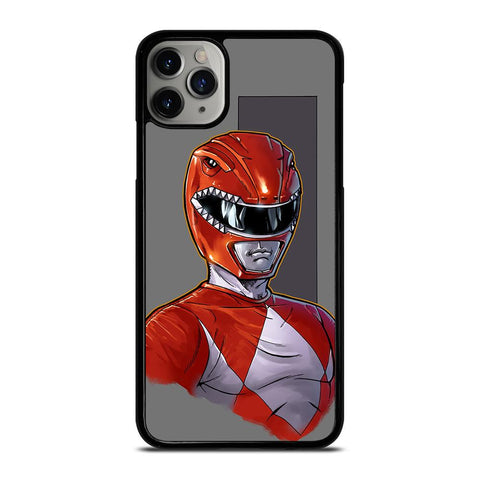 POWER RANGERS RED-iphone-11-pro-max-case-cover