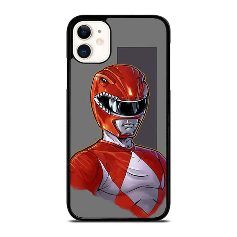 POWER RANGERS RED-iphone-11-case-cover