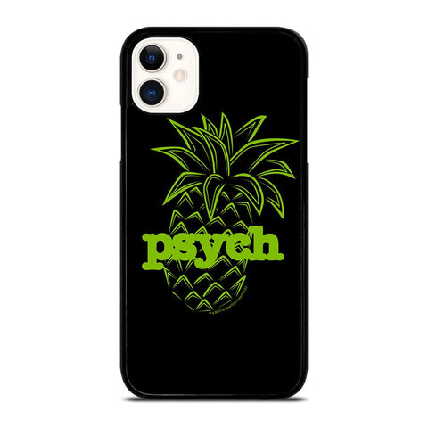 PSYCH PINEAPPLE-iphone-11-case-cover