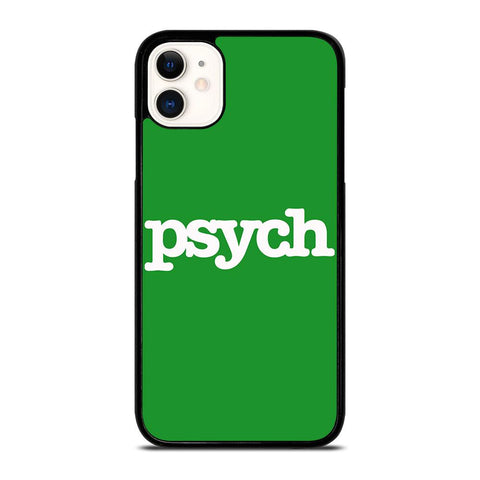 PSYCH-iphone-11-case-cover