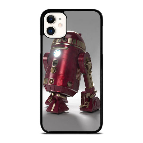 R2D2 STAR WARS-iphone-11-case-cover