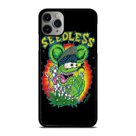 RAT FINK SPEEDLESS-iphone-11-pro-max-case-cover