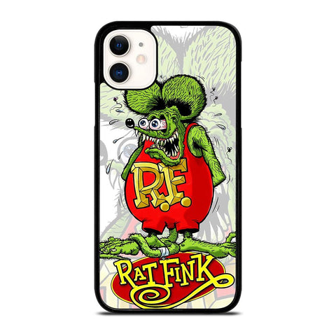 RAT FINK-iphone-11-case-cover