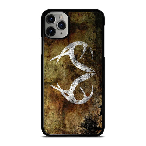 REALTREE DEER CAMO-iphone-11-pro-max-case-cover
