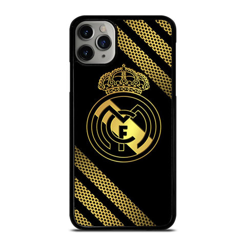 REAL MADRID GOLD NEW-iphone-11-pro-max-case-cover