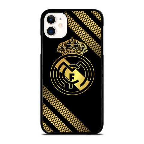 REAL MADRID GOLD NEW-iphone-11-case-cover