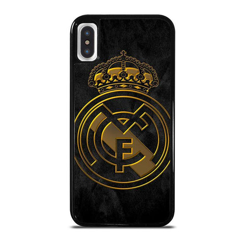 REAL-MADRID-GOLD-iphone-x-case-cover