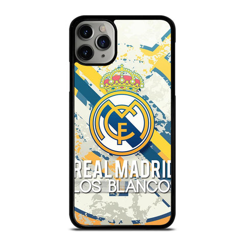 REAL MADRID LOS BLANCOS-iphone-11-pro-max-case-cover