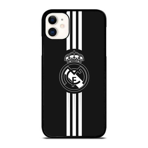 REAL MADRID STRIP-iphone-11-case-cover