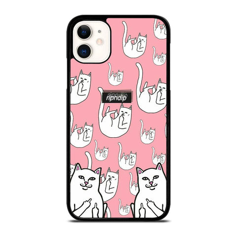 RIPNDIP COLLAGE-iphone-11-case-cover