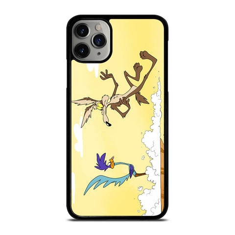 ROAD RUNNER AND COYOTE-iphone-11-pro-max-case-cover