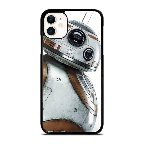 ROBOT BB-8 DROID STAR WARS-iphone-11-case-cover
