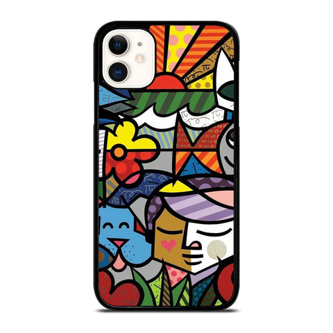 ROMERO BRITTO 2-iphone-11-case-cover