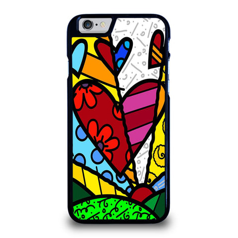 ROMERO BRITTO LOVE-iphone-6-6s-case-cover